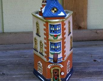 Dept 56 City Clockworks, Christmas in the City 1990 in Original Box