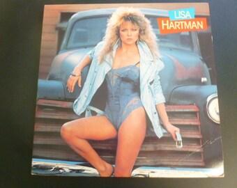 Lisa Hartman Vinyl Record LP AFL1-5155 RCA Victor Records 1982