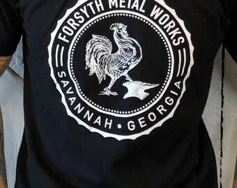 Forysth Metal Works Logo Tee