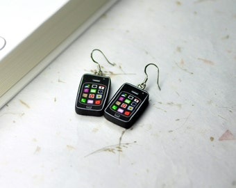 SmartPhone Earrings