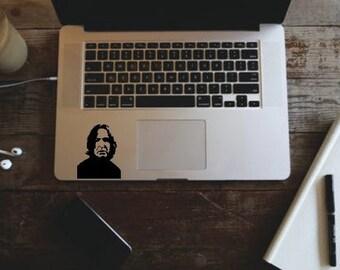 Snape Harry Potter Laptop decal Macbook