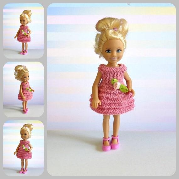 Barbie Kleidung Barbie Puppe Miniatur Kleid Barbie Schwester