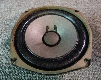 Fisher SB80504 Midrange Speaker - Fits XP-7B Speaker System - Clean and Tested