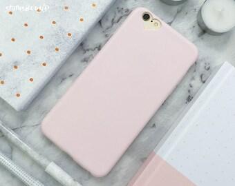 pastel pink iphone 7 plus case