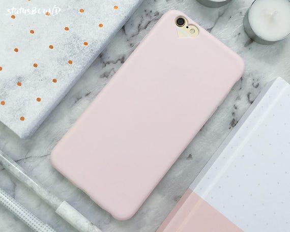 light pink iphone 8 case