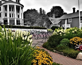 The Island House on Mackinac Island