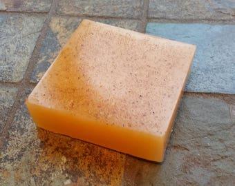 Orange Clove Bar Soap