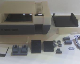 Super Mini Nintendo NES Raspberry Pi 3 Daftmike Version Case with Cartridge