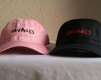 Swerve Brim Savages Hat