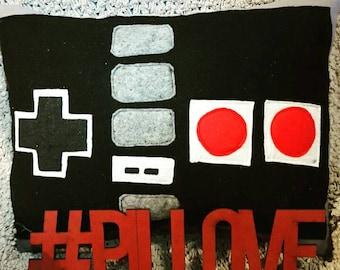 Nintendo Control Pillow
