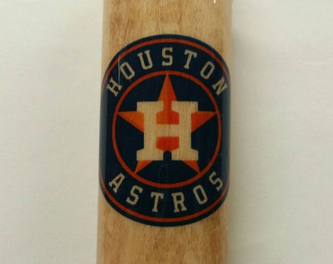 Houston Astros BIC Lighter Case Holder Sleeve Cover Baseball MLB