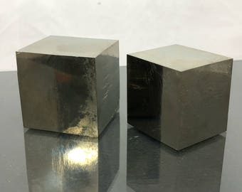Choice of Pyrite Cube