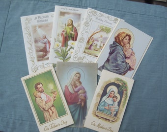 Box Deeply Religious Assorted Cards