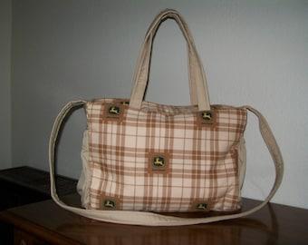 JOHN DEERE DIAPER bag