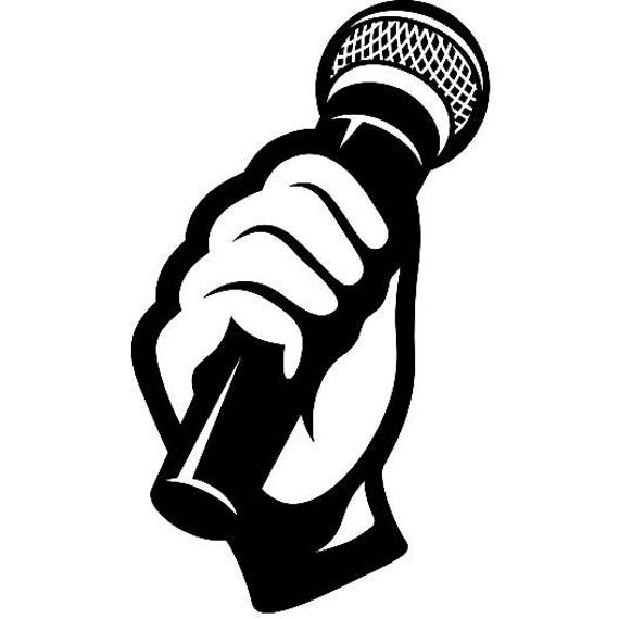 microphone 9 hand audio sound recording record mic music radio clip art free radio clip art free
