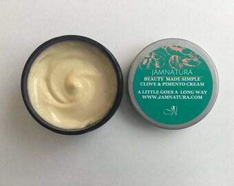 Clove and Pimento Cream
