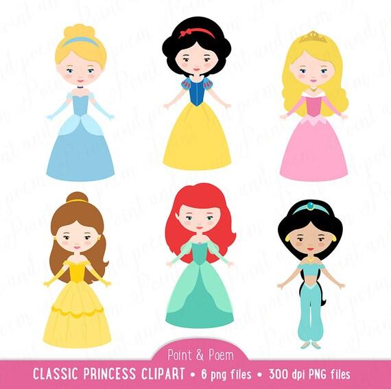 princess clip art fairytale princess clipart little princess png rh etsystudio com princess clip art free download princess clipart software