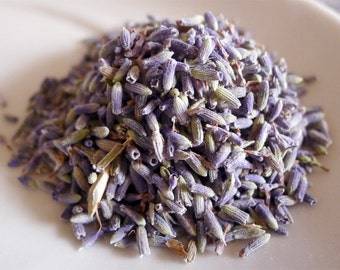 Lavender Loose Leaf Herbal Tea