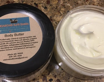 Aloha Body Butter for Kids or Adults