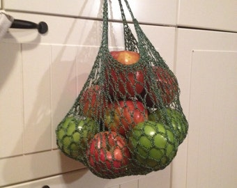 Para-cord Re-useable Produce Bag