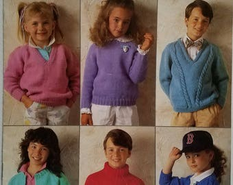 Classics for Juniors Knit Instruction Booklet