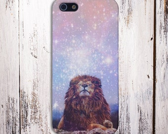 Galaxy Stars Lion Case, iPhone X, iPhone 8 Plus, Protective iPhone Case, Galaxy s9, Samsung Galaxy Case, Note 8, CASE ESCAPE, Google Pixel 2