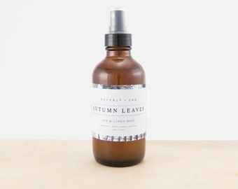 AUTUMN LEAVES Air and Linen Mist | Scented Room Freshener, Home Fragrance Spray