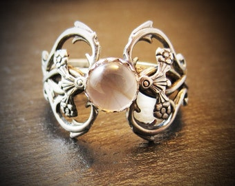 Kinsey Memorial Hair Ring EXAMPLE ONLY