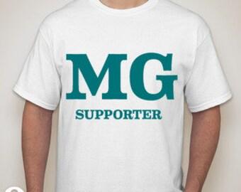Myasthenia Gravis Awareness Support T shirt