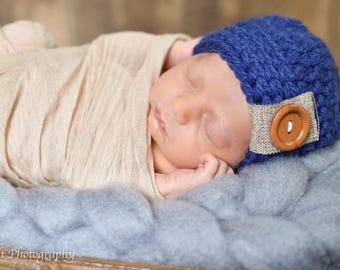 boys winter hat, newborn boy hat, newborn hat,  baby boy hat,      boys hat,   crochet boys hat, little boys hat, baby boy hat, ,baby hat