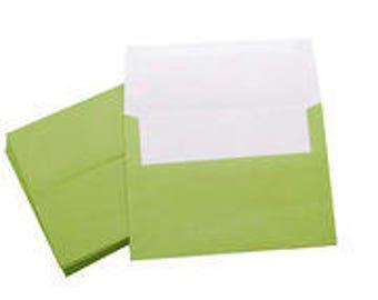 Green Envelopes - A7