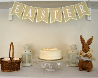 PDF: Easter Decor Printable Package - Instant Download