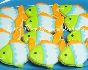 Fish Cookies - 12 Cookies