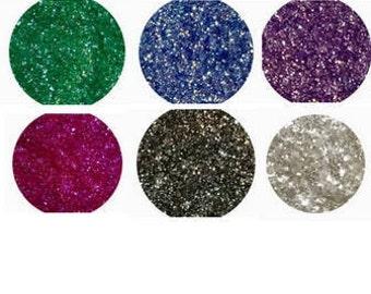 Mineral Glitter- Sample Bundle Set