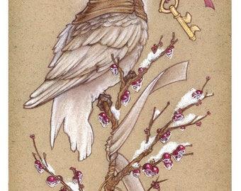 Bird of Destiny - Print