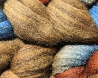 Yak Merino Spinning Fiber - 'Wheat Field'