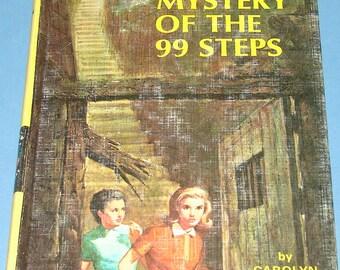 Nancy Drew #43 1st Prt Mystery of the 99 Steps PC