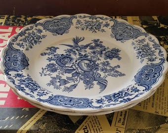 Ridgway of Staffordshire England Windsor Dinner Plate! Only 1 Plate Available Now!