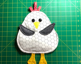 Chicken Pot Holder