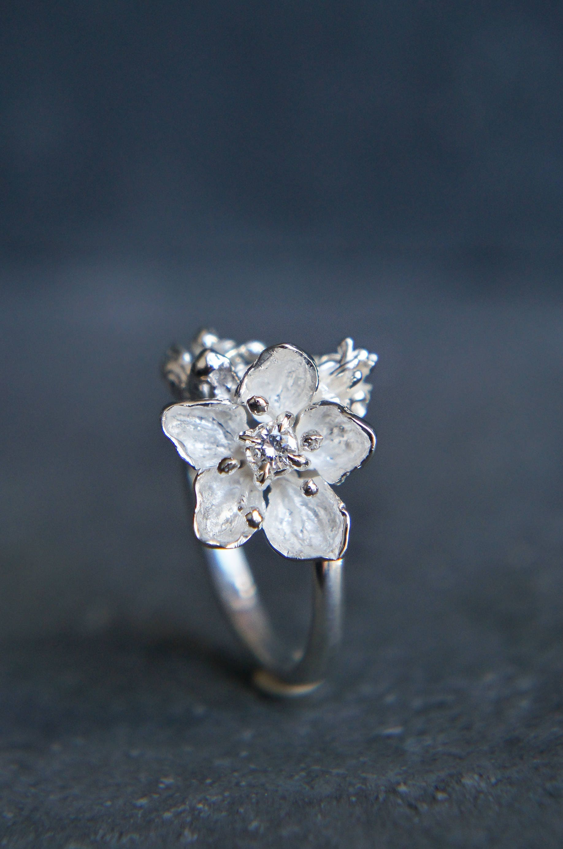 rings wedding pin pinterest adorable ring lotus flower engagement