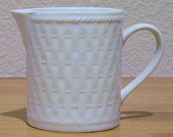Wicker or Weave by Oneida, Creamer