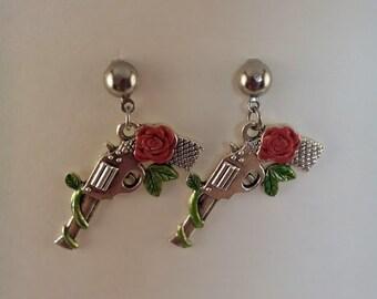 The Gunslinger Earrings