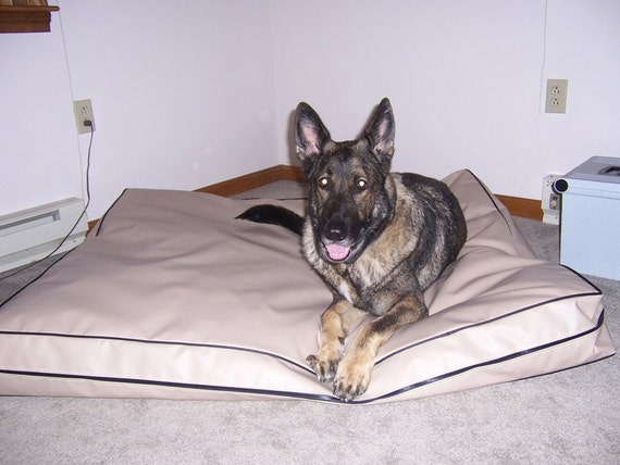 Dig Proof Extra Large Dog Bed High Tear Strength Replacement
