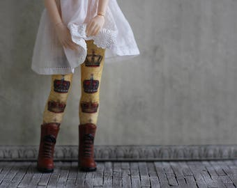 Coronation Blythe Doll Stockings