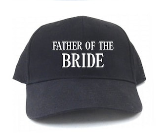 Personalized Wedding Party Hats,Groom,Best Man,Groomsman,Father of the Bride,Father of the Groom_Style2