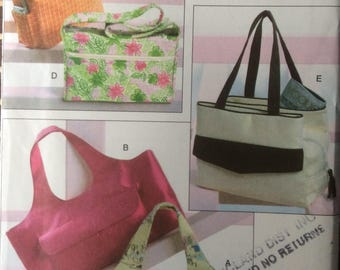 Vogue 8098- handbag pattern