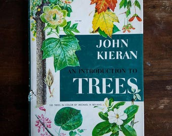 An Introduction to Trees, Vintage Tree Book, 1954