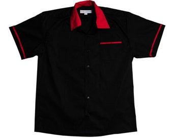 Retro Bowling Shirt King pin Paulie
