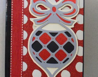 Christmas Envelope MIni Album