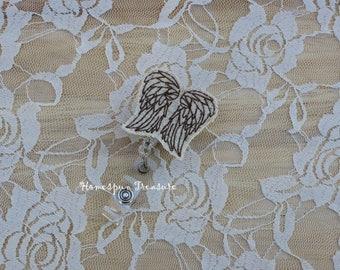 TWD Feltie Designs- Daryl Dixon Feltie Design- Dixon Wings - Felt Felty Feltie - Machine Embroidery Designs - Instant Download - 5x7 Hoop